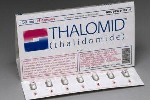 История медицины: ужас талидомида